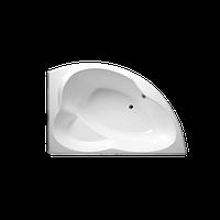"""Ванна акриловая ассиметричная White Wave """"Palermo"""" 170*110 Левая (1700L)"""