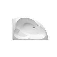 Ванна акриловая угловая Fresco PALERMO 1700*1100