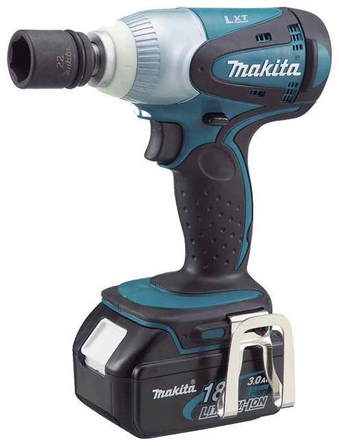 Аккумуляторный гайковерт DTW251RFE Makita