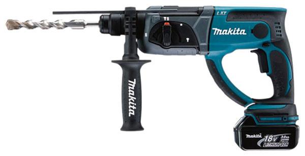 Аккумуляторный перфоратор DHR242RFE Makita
