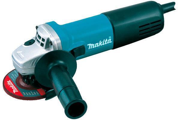 Углошлифовальная машина 9556HN Makita, фото 2