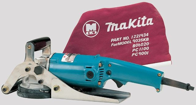 Полировочное устройство PC1100 Makita, фото 2