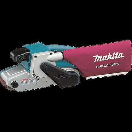 Ленточное шлифовальное устройство 9920 Makita, фото 2