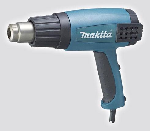 Пистолет горячего воздуха HG 6020 Makita, фото 2