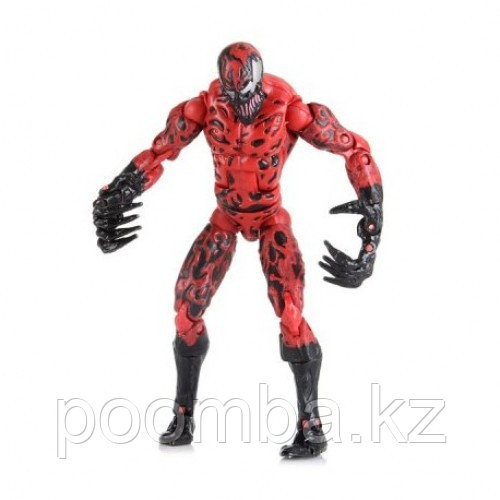 Carnage - with capture webs