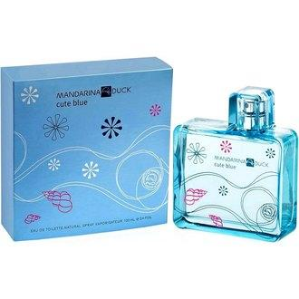 Mandarina Duck Cute Blue edt 100ml