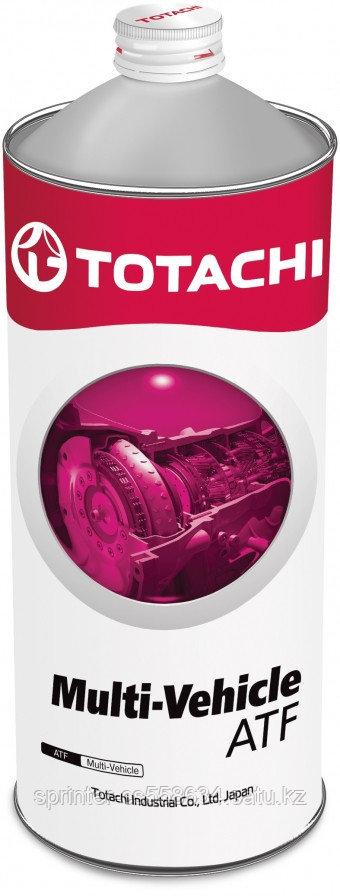 Трансмиссионное масло Totachi ATF Multi-Vehicle 1 литр