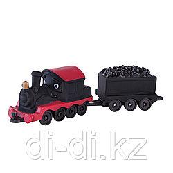 """Игрушка """"Паровозик Пит с вагончиком"""" (ЧАГГИНГТОН) Chuggington"""