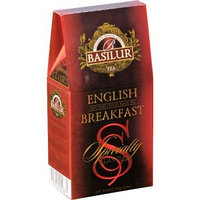 Basilur черный чай English Breakfast, 100 гр