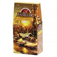 Basilur черный чай Frosty Evening, 100 гр