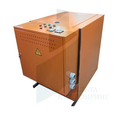 Парогенераторы повышенной мощности ДЭНКАР ПАР-400