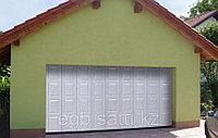 Откатные гаражные ворота, фото 1