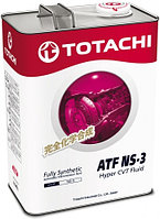 Трансмиссионное масло Totachi ATF NS-3 4 литра