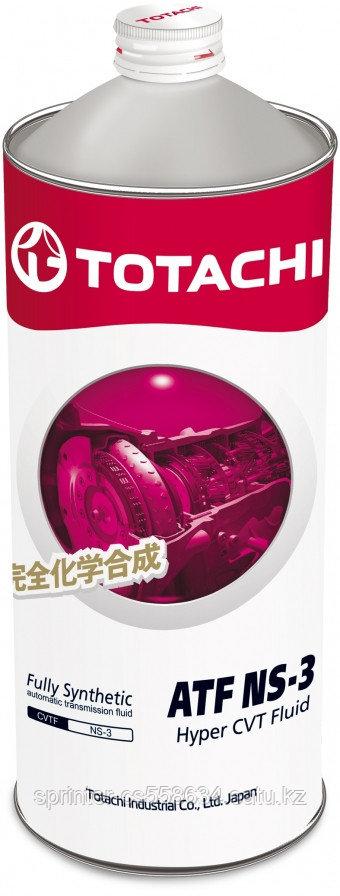 Трансмиссионное масло Totachi ATF NS-3 1 литр