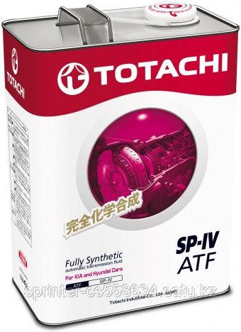 Трансмиссионное масло Totachi ATF SP-IV 4 литра