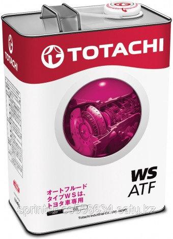 Трансмиссионное масло Totachi ATF WS 4 литра