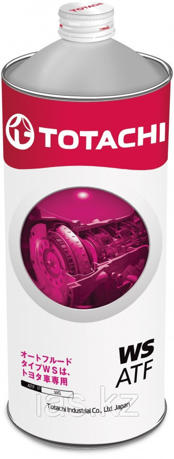 Трансмиссионное масло Totachi ATF WS 1 литр