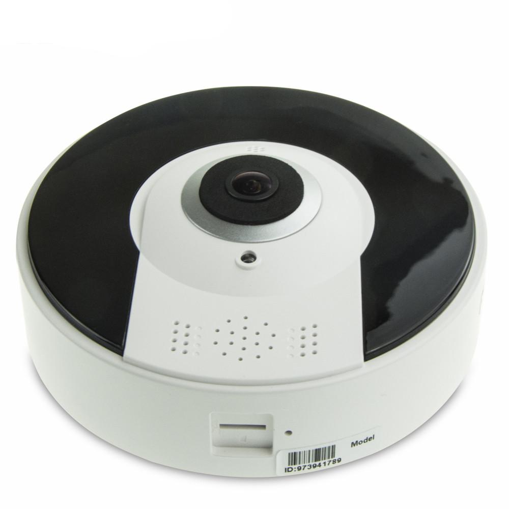 """Панорамная IP Wi-Fi P2P камера """"рыбий глаз"""" уличная"""