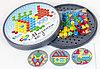 Мозаика детская шестигранная 100 элементов