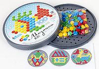 Мозаика детская шестигранная 100 элементов, фото 1