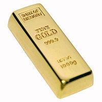 Флешка в виде слитка золота 8 Gb