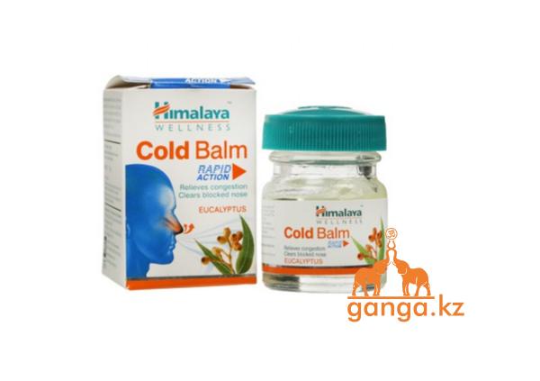 Бальзам от простуды (Cold Balm HIMALAYA), 10 г