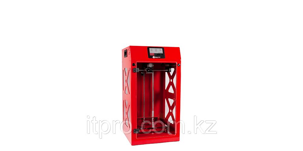 3D-принтер Builder Premium Medium Red