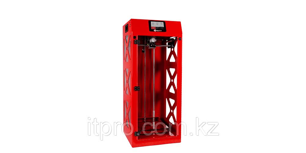 3D-принтер Builder Premium Large Red