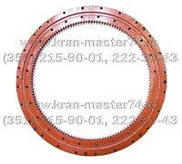 Опорно-поворотное устройство ОПРУ-1400 ( 02.41.200 ), 92 зуба, крепление 24 (отв.) для экскаваторов ТВЭКС, ЕК-12, ЕК-14, ЕК-18, ЭО-3323А