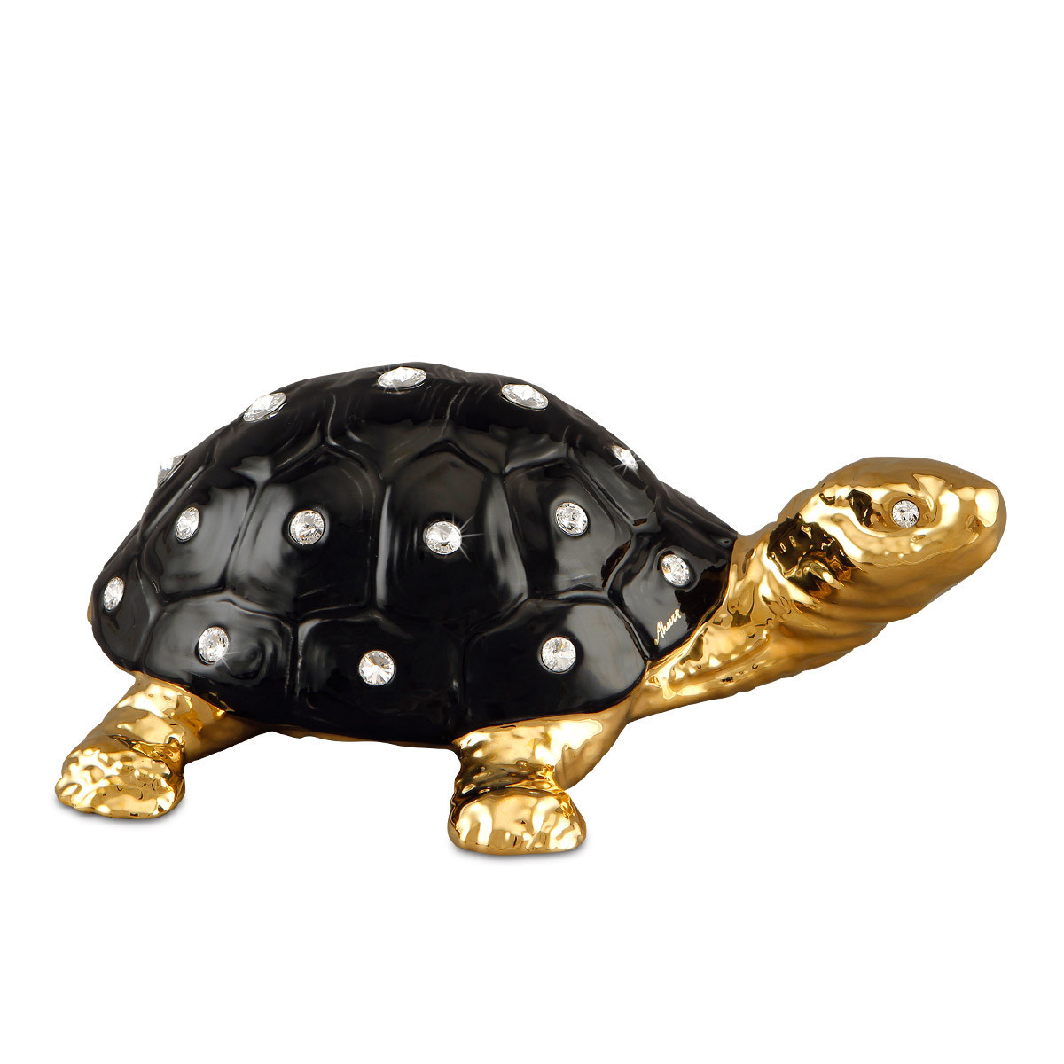 Статуэтка Черепаха. Италия, ручная работа