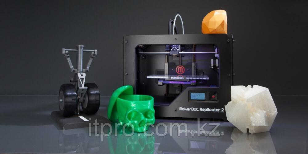 3D-принтер MakerBot Replicator 2