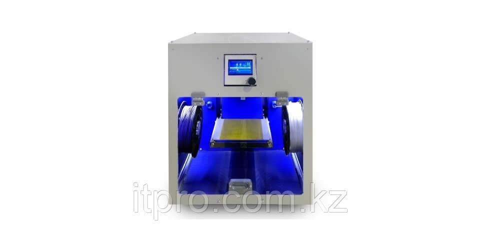 3D-принтер Альфа 2 с двумя экструдерами