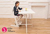 Столик для кормления Белый для стула Усура, фото 6