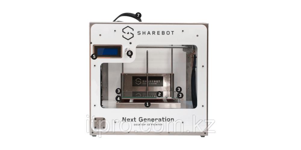 3D-принтер ShareBot NG