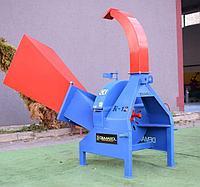 Измельчитель веток - веткодробилка дисковая