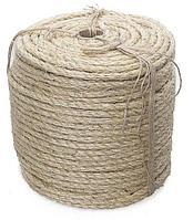 Веревка сизалевая крученая 10,0 мм (100 м)