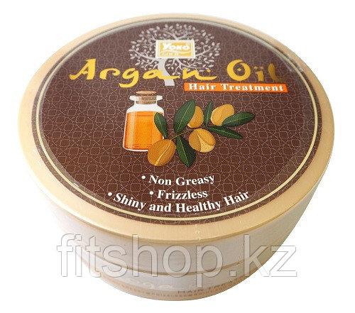 Натуральная питательная маска для волос с аргановым маслом Yoko 250 мл. Таиланд