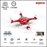 Квадрокоптер Syma x5uw с транслирующей камерой