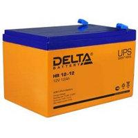Аккумулятор DELTA HR 12-12, 12V/12A*ч