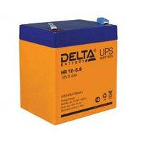 Аккумулятор DELTA HR 125,4, 12V/5,4A*ч