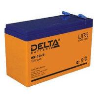 Аккумулятор DELTA HR 12-9, 12V/9A*ч