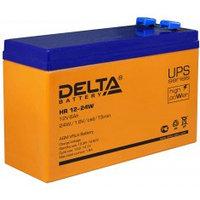 Аккумулятор DELTA HR 12-24W, 12V/6A*ч