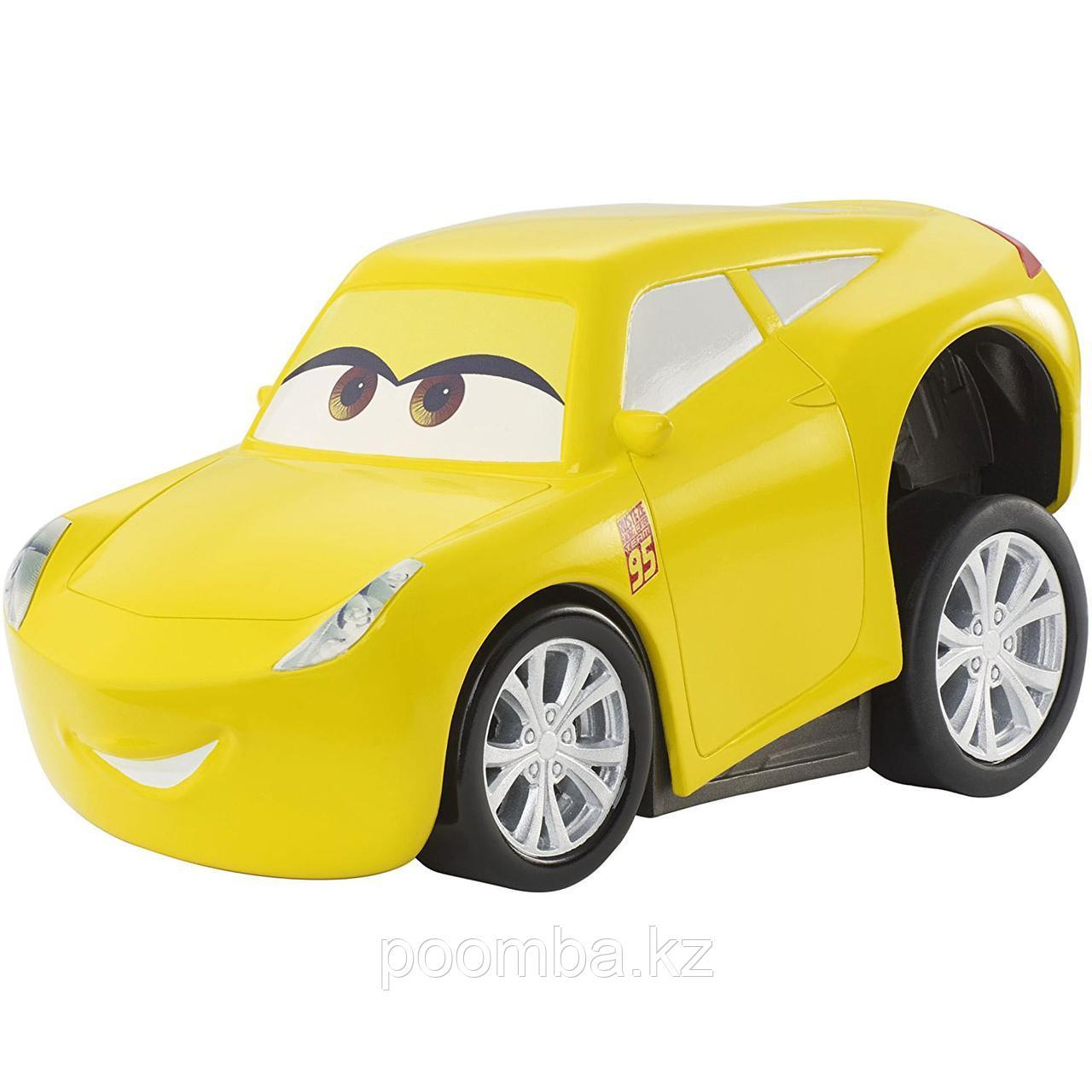 """Машинка с автоподзаводом """"Тачки 3"""" - Cruz Ramirez"""