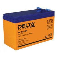 Аккумулятор DELTA HR 12-28W, 12V/7A*ч