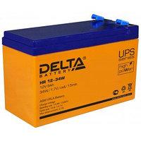 Аккумулятор DELTA HR 12-34W, 12V/9A*ч