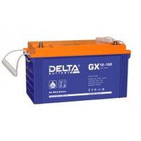 Аккумулятор DELTA GX 12-120, 12V/120A*ч