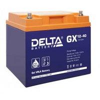 Аккумулятор DELTA GX 12-40, 12V/40A*ч