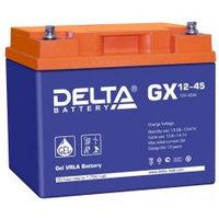Аккумулятор DELTA GX 12-45, 12V/45A*ч