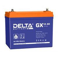Аккумулятор DELTA GX 12-60, 12V/60A*ч