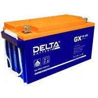 Аккумулятор DELTA GX 12-80, 12V/80A*ч